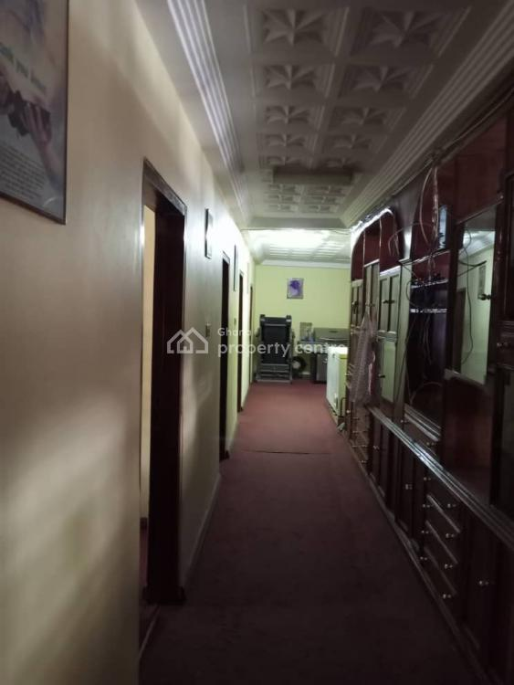5 Bedroom House Sitting on 3 Plots of Land, Spintex Community 17, Spintex, Accra, Detached Bungalow for Sale