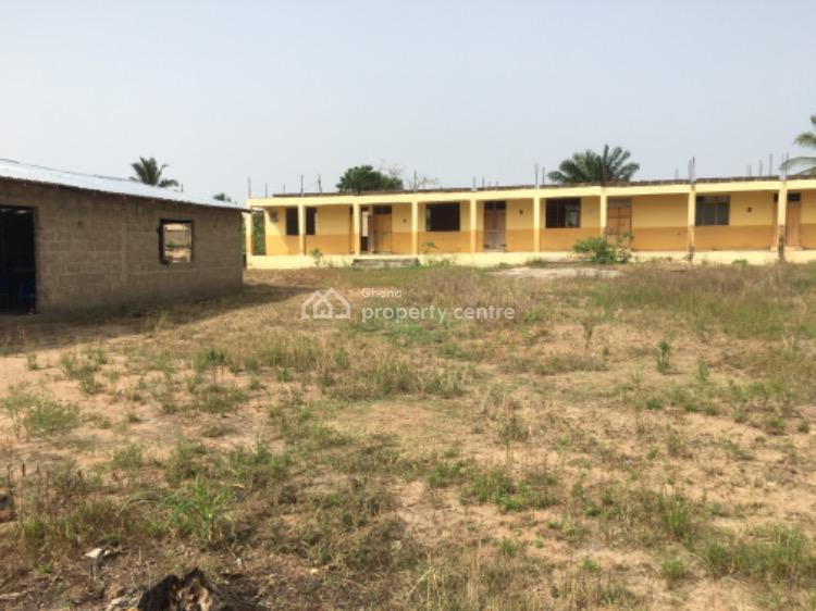 School Property  6 Classroom Block and Other Structures, Bawjiase Road, Tv3, Awutu-senya East, Central Region, School for Sale