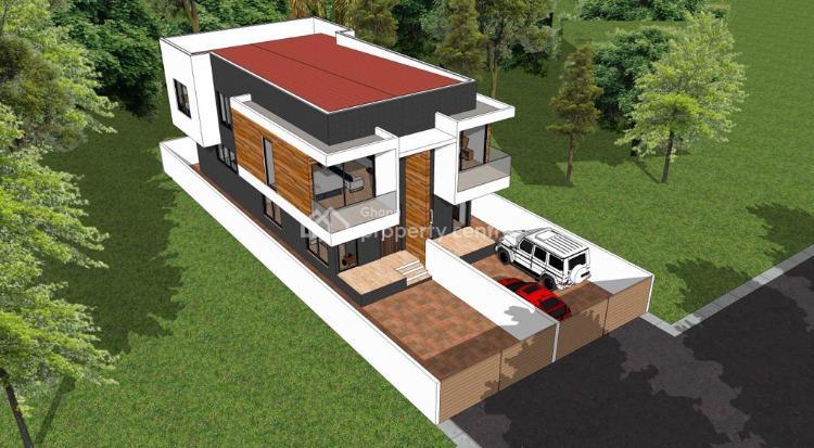 Luxury 4bedroom House, Agbogba, North Legon, Ga East Municipal, Accra, Semi-detached Duplex for Sale