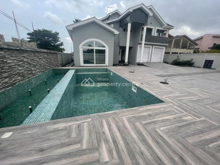 Ultra Modern 6 Bedroom House with Swimming Pool Now Selling, Adgiringanor, East Legon, Accra, Detached Duplex for Sale