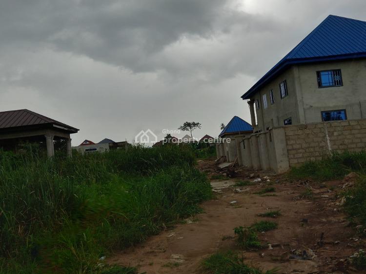 Plot, Ejisu Krapa, Ejisu-juaben Municipal, Ashanti, Residential Land for Sale