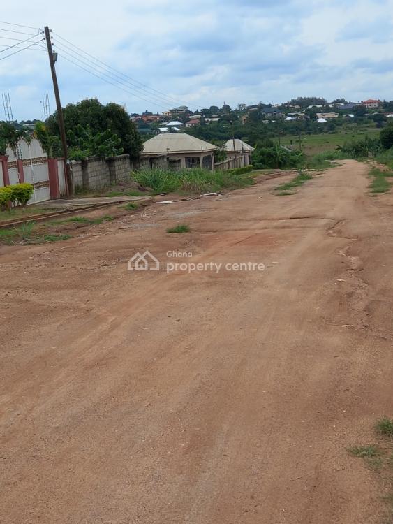 Plot, Ejisu ( Near Ejisuman Shs), Ejisu-juaben Municipal, Ashanti, Residential Land for Sale
