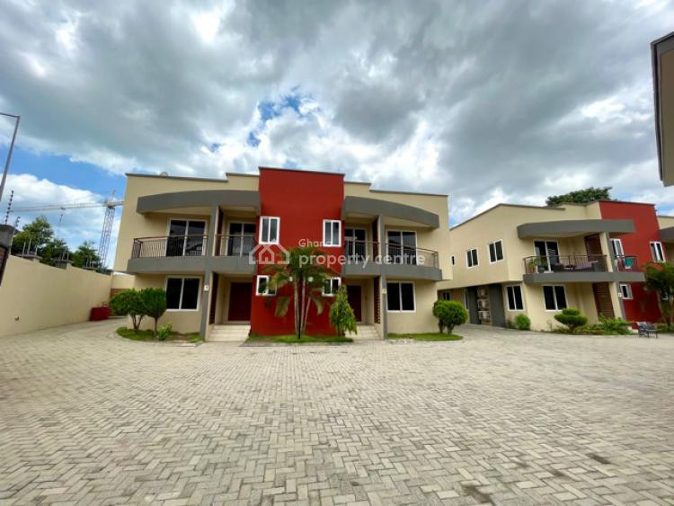 Luxury 3 Bedroom House with Boys Quarters, Cantonments, Accra, Semi-detached Duplex for Sale
