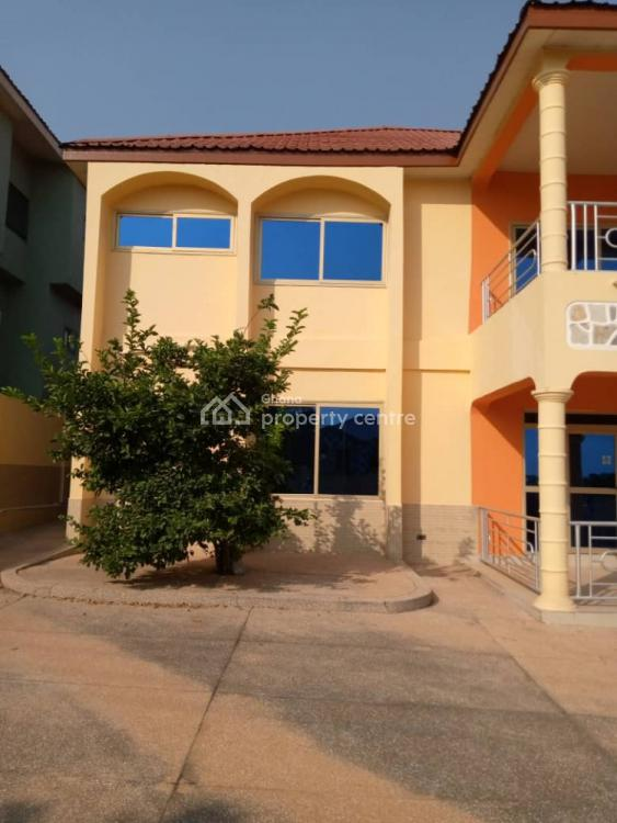 New 6 Master Bedroomm Storey House at Block Factory, Scc Area, Awutu-senya East, Central Region, Detached Bungalow for Sale