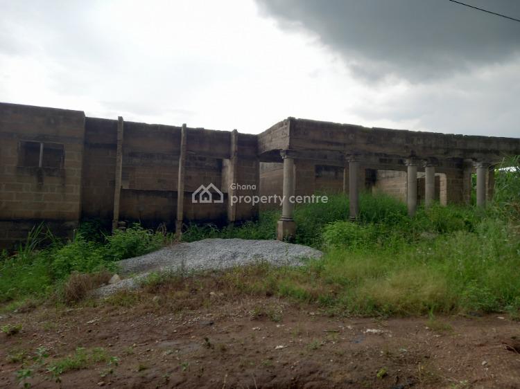 Executive 4 Bedrooms, Ejisu Asawase ( Aftet Krapa ), Ejisu-juaben Municipal, Ashanti, House for Sale