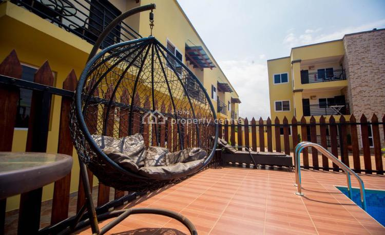 Modern 1 Bedroom Furnished Apartment, Lawrounds Agency, Spintex, Accra, Mini Flat for Rent