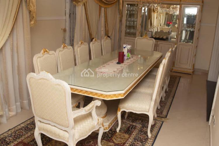 5 Bedroom Villa, Adjiringanor, East Legon, Accra, House for Sale