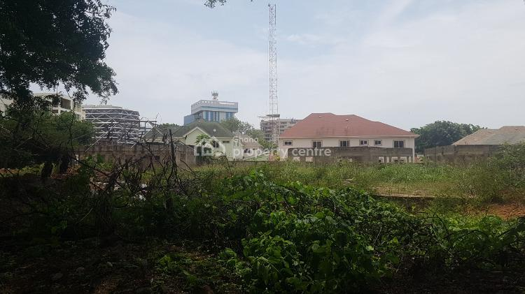 One Acre Land, Airport Residential Area, Airport Residential Area, Accra, Mixed-use Land for Sale