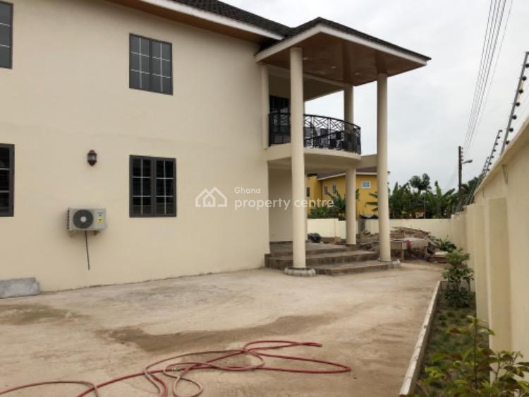 4 Bedroom on a Large Plot, Trassaco Road, East Legon (okponglo), Accra, Detached Duplex for Sale