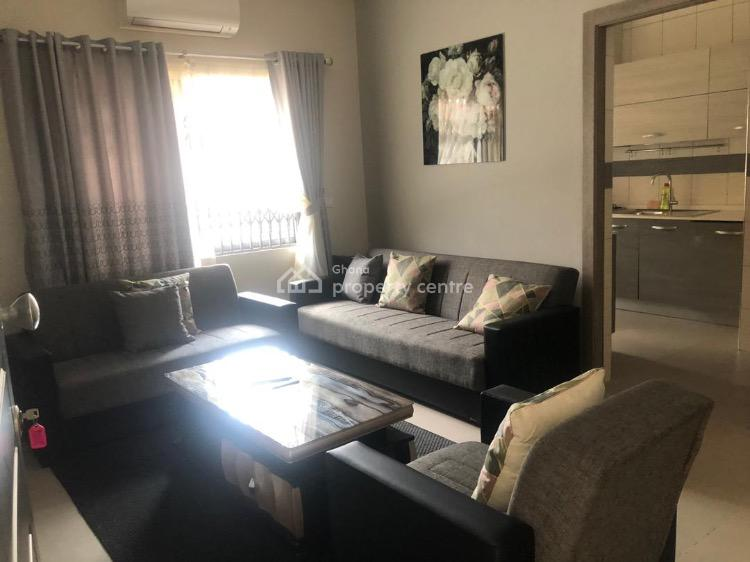 Luxury 1 Bedrooms with Living Room Apartment, Westlands. Lawrounds Agency, Legon, Accra, Mini Flat for Rent