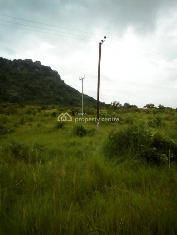 Roadside Land, No Litigation Land, Tema-akosombo Road, Shai Hills, Shai Osudoku, Accra, Commercial Land for Sale