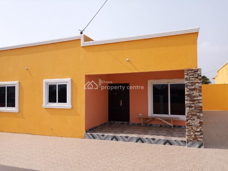 Newly 3 Bedrooms House, Sakumono, Accra Metropolitan, Accra, Terraced Bungalow for Sale
