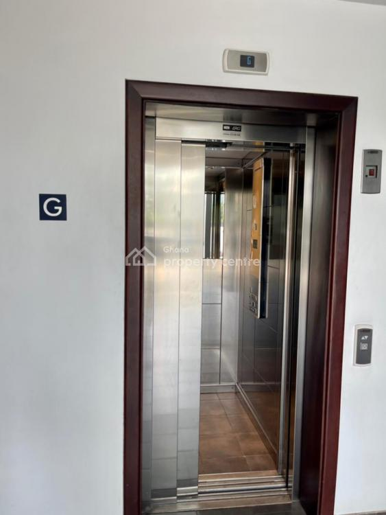 Luxury 3 Bedroom Apartment, North Ridge, Accra, Self Contained (single Rooms) for Rent