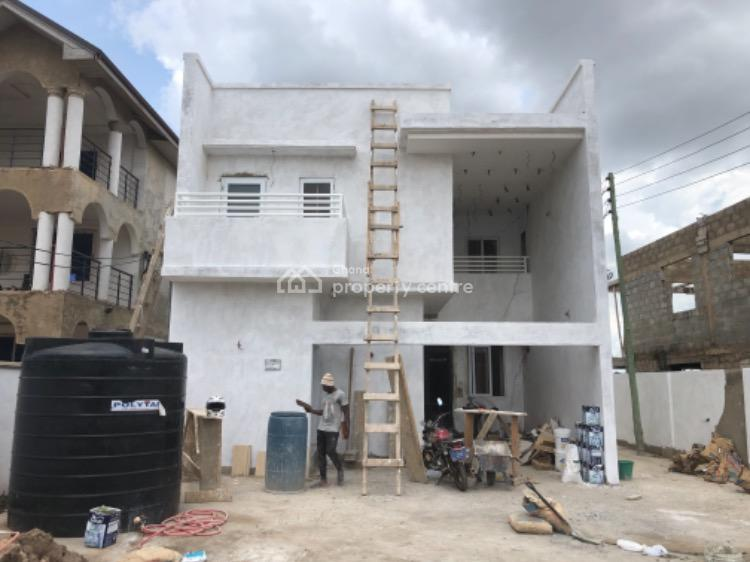 Upcoming 4 Bedroom House, Salem Estates Road  Located at Malejor,valley View University., Oyibi, Accra, Detached Duplex for Sale