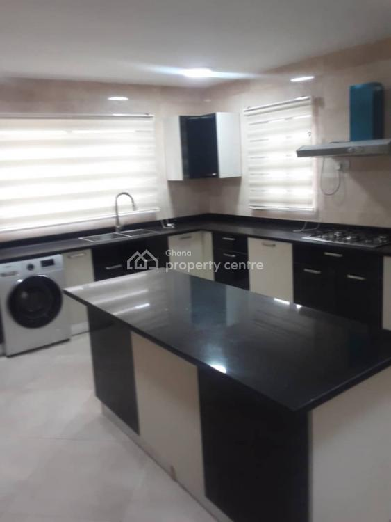 Newly Built 4 Bedroom House Plus Boys Quarters, Airport West, Dzorwulu, Accra, House for Sale