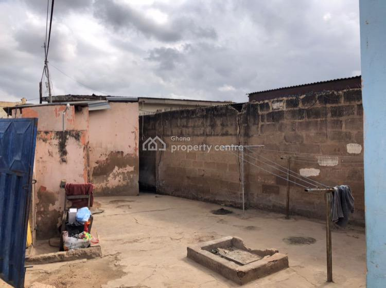 2 Bedroom Self Contained with Additional 3 Single Rooms, 35 Teinyo Street, Akweteyman, Accra, Residential Land for Sale