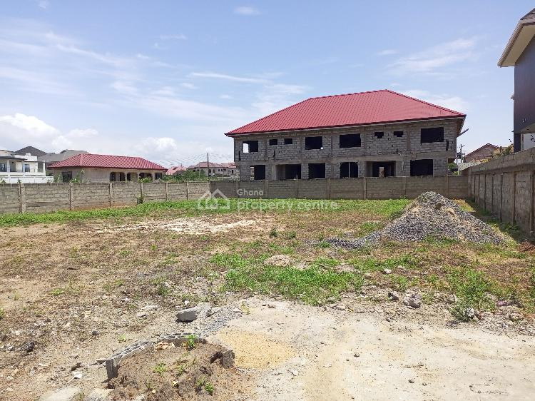 Tdc Service Plot of Land, Community 25, Tema, Accra, Residential Land for Sale
