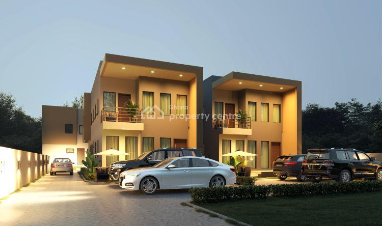 Ultra Modern 3 Bedroom Townhouse, East Airport, Spintex, Accra, Townhouse for Sale