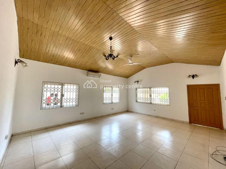 3 Bedroom House in Regimanuel, Diamond Gate, East Airport, Airport Residential Area, Accra, Detached Bungalow for Rent