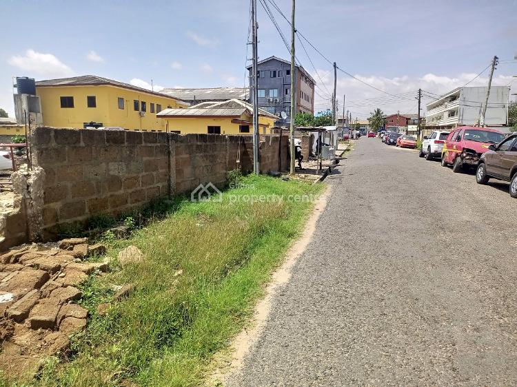 Plot and Half Plot, Osu, Accra, Mixed-use Land for Sale