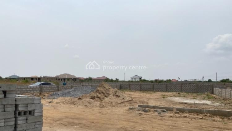 Titled Fenced Land By Owner, Community 25, Tema, Accra, Residential Land for Sale