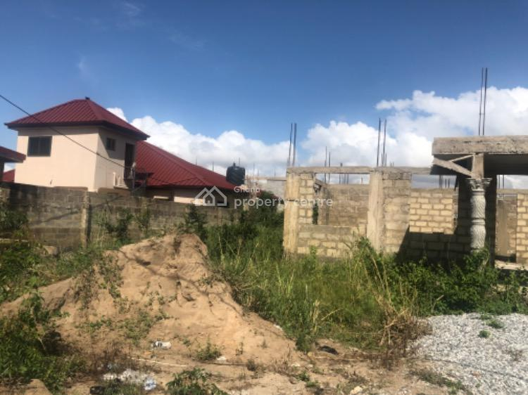 Uncompleted 3 Bedroom at Kokrobite By Owner, Tuba Highway, Weija, Ga South Municipal, Accra, Townhouse for Sale