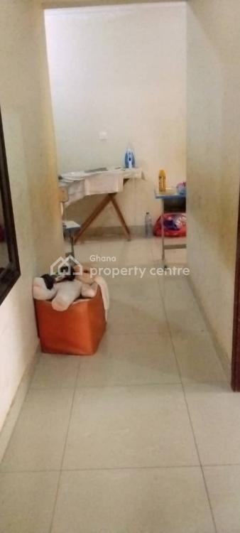 Family 3 Bedroom House with Borehole, Ga East Municipal, Accra, Semi-detached Bungalow for Sale