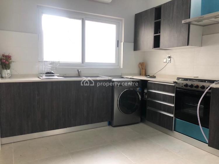 Newly Built 3 Bedroom Apartment with Boys Quarters, East Airport, Airport Residential Area, Accra, Self Contained (single Rooms) for Rent