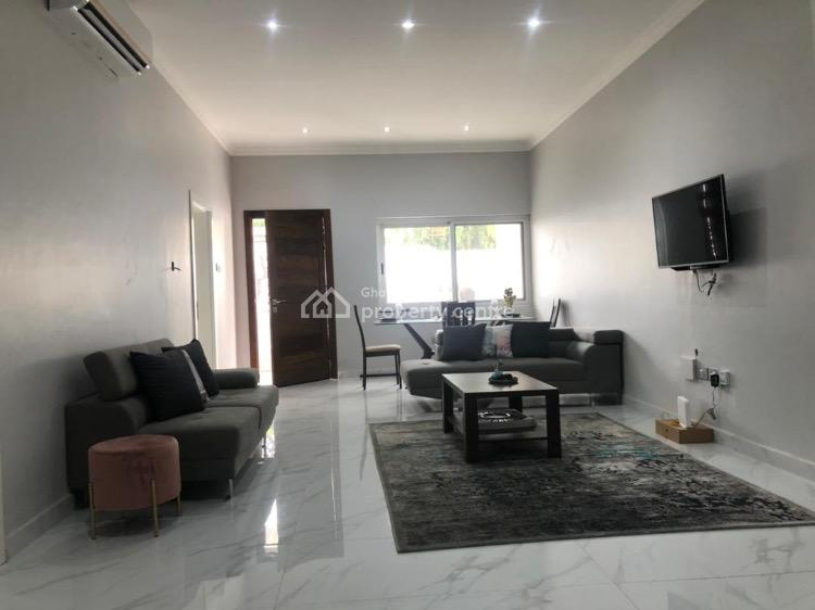 Newly Built 4 Bedroom Apartment, East Airport, Airport Residential Area, Accra, Self Contained (single Rooms) for Rent