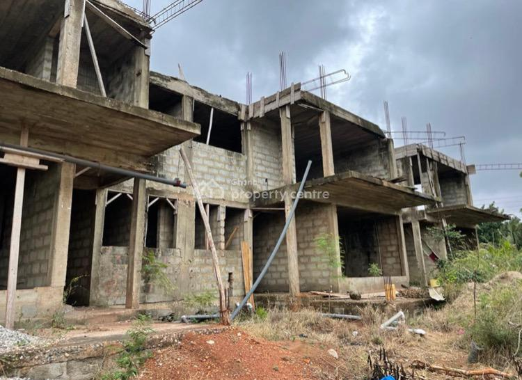 Uncompleted Projects for Joint Venture, East Legon American, East Legon, Accra, Semi-detached Duplex for Sale