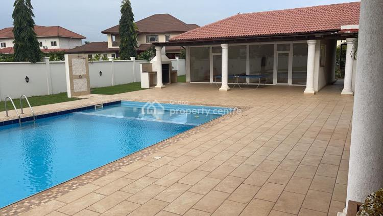 Furnished 6 Bedroom House with Swimming Pool Now Selling, Trasacco Estate, East Legon, Accra, Detached Duplex for Sale