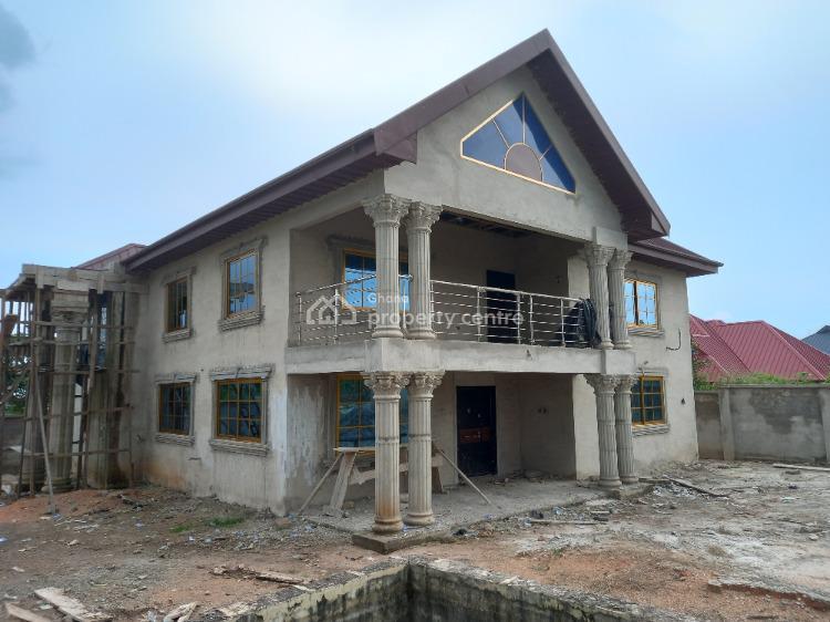 Luxury 6 Bedrooms, Ejisu Krapa, Ejisu-juaben Municipal, Ashanti, House for Sale