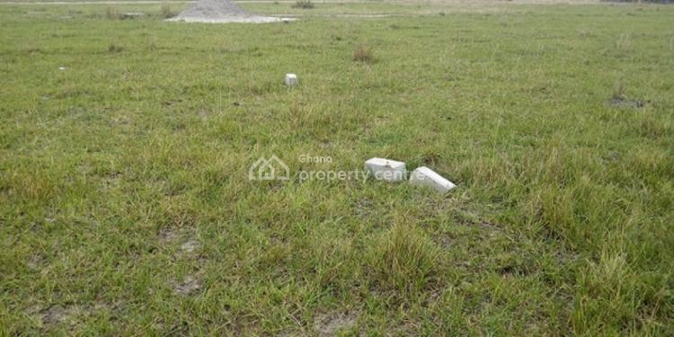 Land @tsopoli Near Saglemi Affordable Housing. No Litigation Land, Tsopoli, Ningo Prampram District, Accra, Residential Land for Sale
