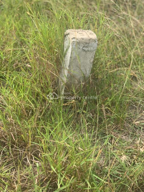 Land @ Tsopoli Near The Near  Proposed Airport in Ningo Prampram Dist., Tsopoli, Ningo Prampram District, Accra, Residential Land for Sale