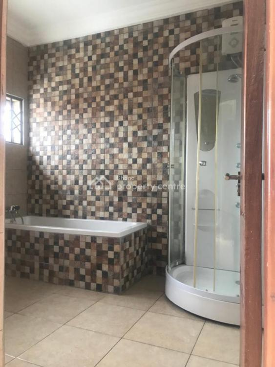 a Full Eight Bedroom House with Great Surrounding, Adjiringanor, East Legon, Accra, Townhouse for Rent