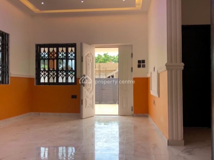 3 Bedroom House Located at Ashale Botwe,lakeside, Lakeside Road, Madina, La Nkwantanang Madina Municipal, Accra, Detached Bungalow for Sale