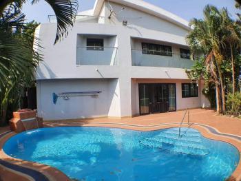 5 Bedroom House, Abelemkpe, Accra, Detached Duplex for Rent