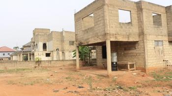 Uncompleted 4 Bedroom Houses, Aburi, Akuapim South Municipal, Eastern Region, Detached Duplex for Sale