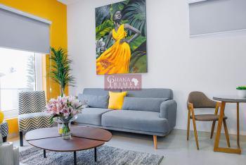 Luxury 1 Bedroom Apartment, Ringway Estates, Osu, Accra, Mini Flat for Rent