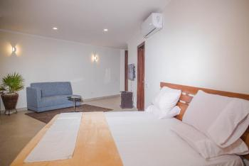 Studio Apartment, East Airport, Airport Residential Area, Accra, Self Contained (single Rooms) for Rent