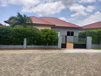 3bedroom House+garage in Casilda Estate, Tema-mataheko Behind Emef Estate Off Michel Camp Road, Mataheko, Tema, Accra, Terraced Bungalow for Sale
