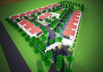2 Bedroom Town Houses, Rivonia Gardens, Sakumono, Tema, Accra, House for Sale