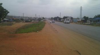 11.5 Acres of Roadside Land, Tema Roundabout, Tema, Accra, Land for Sale