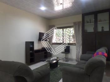 One Bedroom Furnished Outhouse, East Legon, Accra, House for Rent