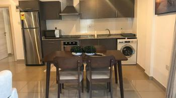 1 Bedroom Furnished Apartment, South Shiashie, Accra, Mini Flat for Rent