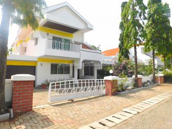4 Bedroom Townhouse + 1 Boys Quarter, Cantonments, Accra, Townhouse for Sale