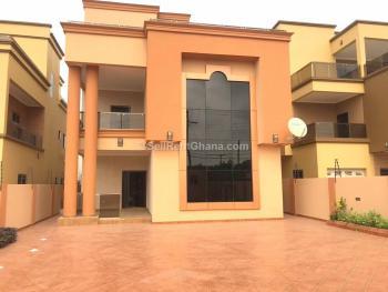 5 Bedroom + 2 Boys Quarters House, East Legon, Accra, Detached Duplex for Rent