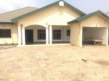 3 Bedroom House + 2 Boys Quarters, Community 20, Spintex, Accra, Detached Bungalow for Rent