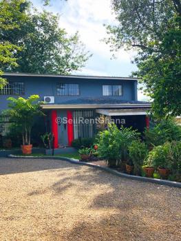 4 Bedroom House + 2 Boys Quarters, Cantonments, Accra, Detached Duplex for Rent