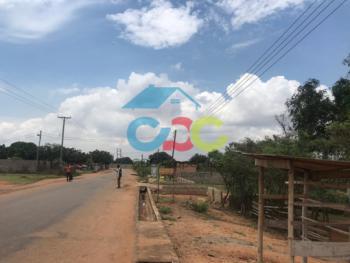 1 Plot of Roadside Land, Ningo Prampram District, Accra, Land for Sale